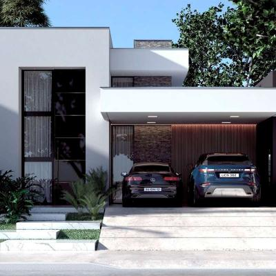 Casa à venda no Condomínio Fechado Caledônia Private Village