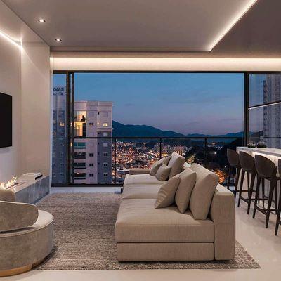 Apartamento na planta à venda no Edifício Admirá Concept em Balneário Camboriú