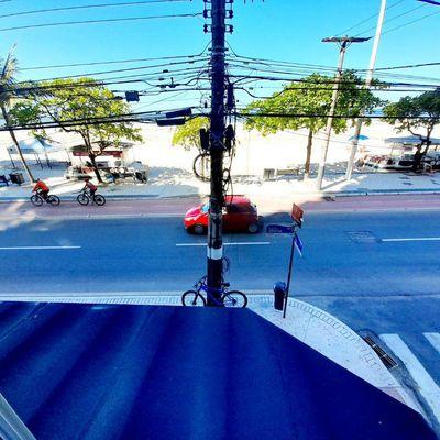 Apartamento Frente Mar para Temporada Edifício Apucarana