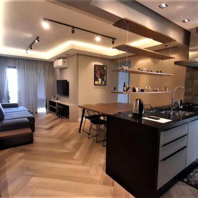 Apartamento para Temporada Edifício Theiss Heim - Bloco Dona Anna