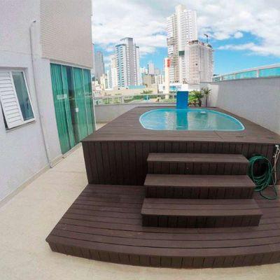 Apartamento à venda no Hermosa Residence em Balneário Camboriú