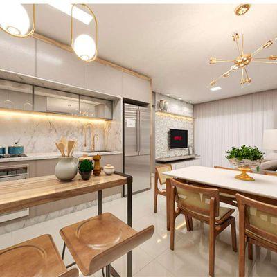 Apartamento à venda no Residencial Mozart em Camboriú