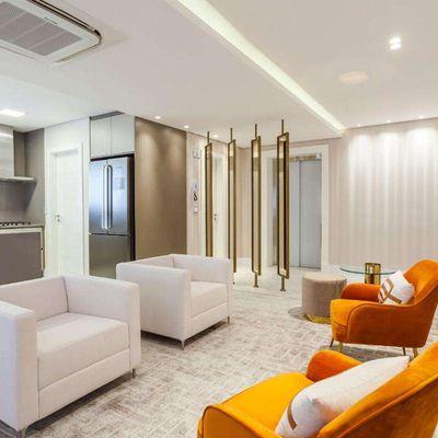 Apartamento decorado à venda no Edifício Ocean Breeze em Balneário Camboriú