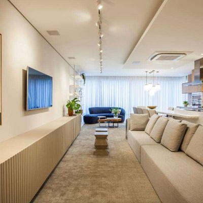 Apartamento decorado à venda no Ocean Breeze em Balneário Camboriú
