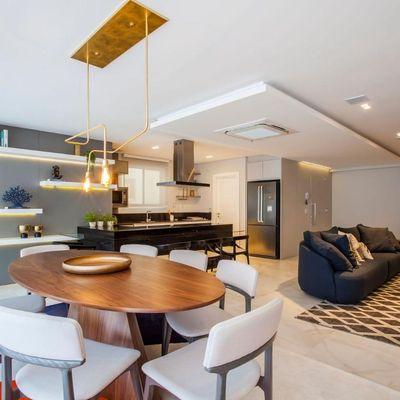 Apartamento decorado à venda no Ocean Breeze Residence em Balneário Camboriú