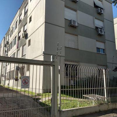 Apartamento Com 2 Dormitórios à Venda, 60 M² Por R$ 160.000,00 - Jardim do Salso - Porto Alegre/rs