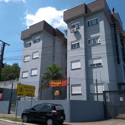 Apartamento Com 2 Dormitórios Para Alugar Por R$ 950/mês - Santa Isabel - Viamão/rs