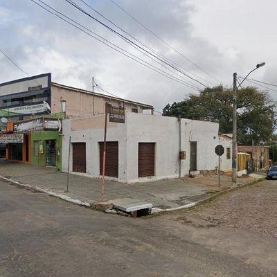 Amplo Terreno de Esquina à Venda, 823 M² Por R$ 1.250.000 - Santa Cecília - Viamão/rs