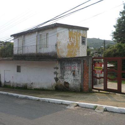 Casa Com 3 Dormitórios à Venda Por R$ 66.000,00 - Jardim Universitário - Viamão/rs