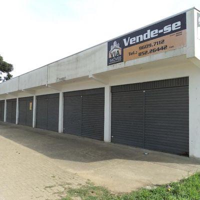 Loja Para Alugar, 24 M² Por R$ 600,00/mês - Parque índio Jari - Viamão/rs
