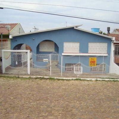 Casa Com 3 Dormitórios à Venda, 330 M² Por R$ 550.000 - Jardim Krahe - Viamão/rs