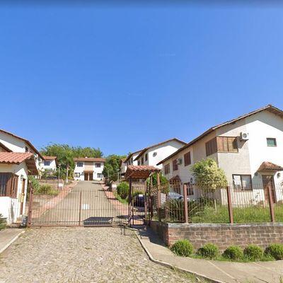 Sobrado Com 2 Dormitórios à Venda Por R$ 190.000,00 - Santa Isabel - Viamão/rs