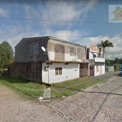 Casa Com 8 Dormitórios à Venda, 350 M² Por R$ 600.000 - Santa Cecília - Viamão/rs