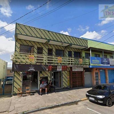 Sala Para Alugar, 15 M² Por R$ 600,00/mês - Santa Isabel - Viamão/rs