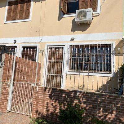 Sobrado Com 2 Dormitórios à Venda Por R$ 160.000,00 - Santa Isabel - Viamão/rs