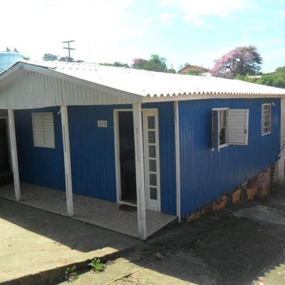 Casa Com 2 Dormitórios à Venda Por R$ 139.000,00 - São Tomé - Viamão/rs