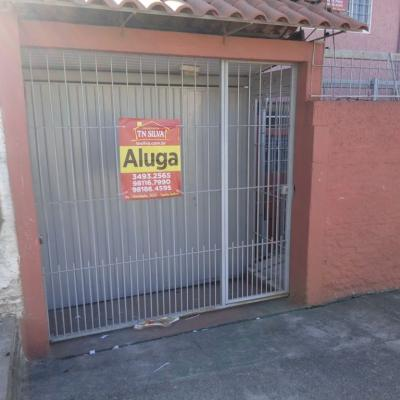Casa Com 1 Dormitório Para Alugar Por R$ 700,00/mês - Santa Isabel - Viamão/rs
