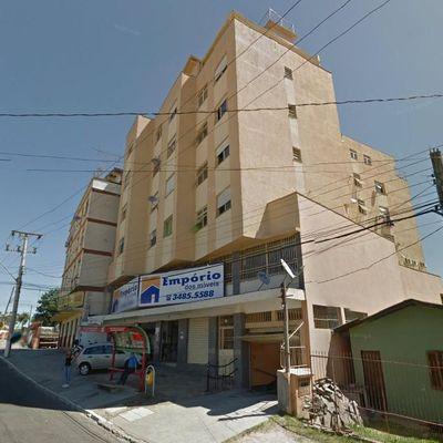 Apartamento Com 1 Dormitório Para Alugar, 80 M² Por R$ 690/mês - Santa Isabel - Viamão/rs