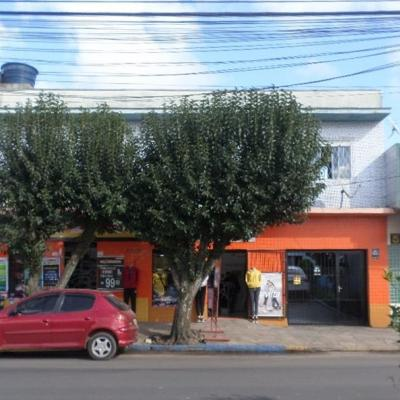 2 Casas Estilo Apto e Loja Comercial Por R$ 2.200.000 - Santa Isabel - Viamão/rs