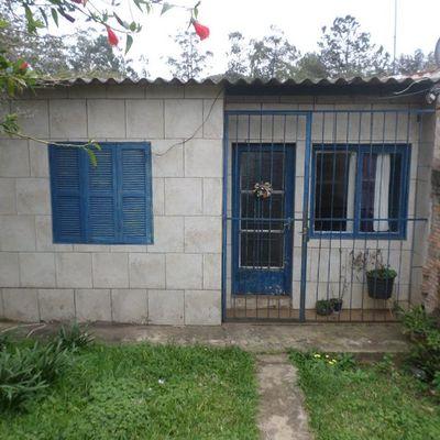 Casa Com 2 Dormitórios Para Alugar Por R$ 500,00/mês - Estalagem - Viamão/rs