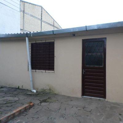 Casa Com 1 Dormitório Para Alugar Por R$ 500,00/mês - Santa Isabel - Viamão/rs