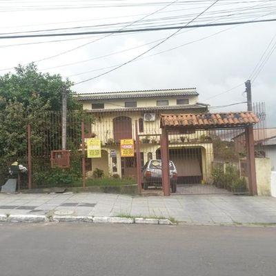 Casa Com 5 Dormitórios à Venda, 300 M² Por R$ 550.000 - Santa Isabel - Viamão/rs