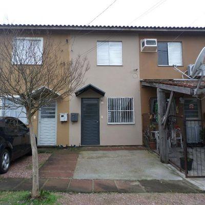 Sobrado Com 2 Dormitórios à Venda Por R$ 140.000 - Cecília - Viamão/rs