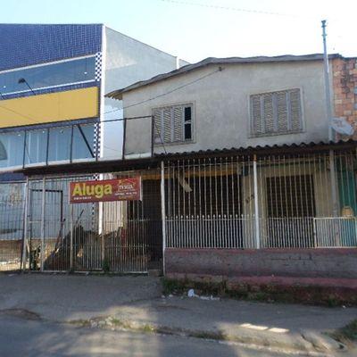 Prédio C/ Salão/apto/depósito - R$ 1.000.000 - Santa Cecília - Viamão/rs