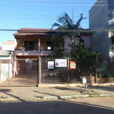 Casa Com 4 Dormitórios à Venda Por R$ 530.000 - Santa Cecília - Viamão/rs