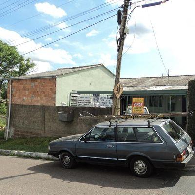 Casa Com 3 Dormitórios à Venda Por R$ 120.000,00 - Jardim Universitário - Viamão/rs