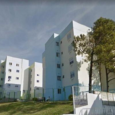 Apartamento Com 2 Dormitórios à Venda Por R$ 110.000 - Lomba do Pinheiro - Porto Alegre/rs