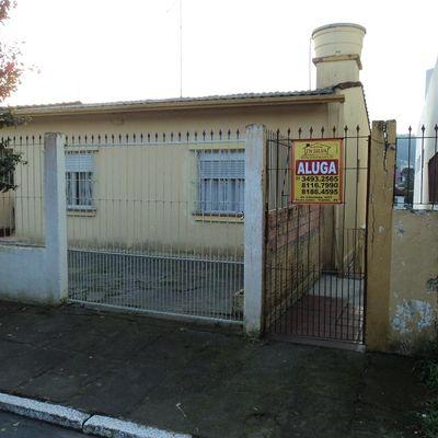 Casa Com 1 Dormitório Para Alugar Por R$ 600,00/mês - Santa Isabel - Viamão/rs