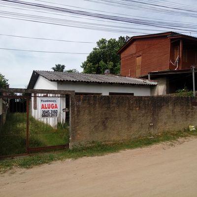 Casa Com 3 Dormitórios à Venda Por R$ 130.000,00 - Santa Cecília - Viamão/rs