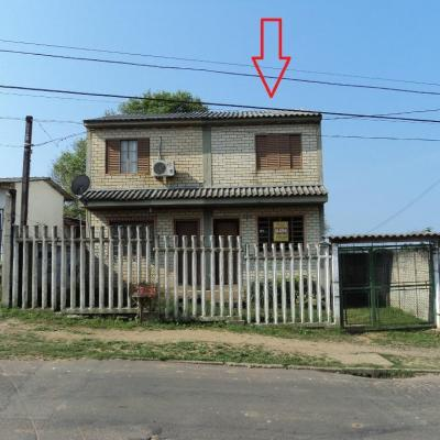 Sobrado Com 2 Dormitórios Para Alugar Por R$ 800,00/mês - Santa Isabel - Viamão/rs