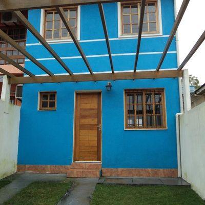 Sobrado Com 3 Dormitórios à Venda, 83 M² Por R$ 265.000 - Jardim Universitário - Viamão/rs