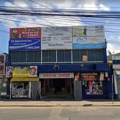 Sala Para Alugar, 16 M² Por R$ 550/mês - Santa Isabel - Viamão/rs