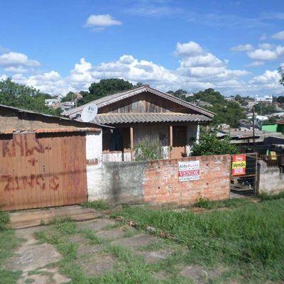 Casa Com 4 Dormitórios à Venda Por R$ 120.000,00 - Santa Cecília - Viamão/rs