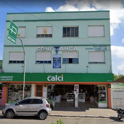 Apartamento Com 1 Dormitório Para Alugar Por R$ 650,00/mês - Santa Isabel - Viamão/rs