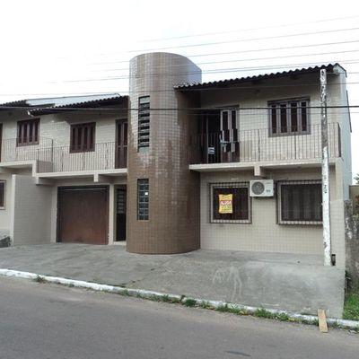Apartamento Com 1 Dormitório Para Alugar, 80 M² Por R$ 600/mês - Jardim Universitário - Viamão/rs