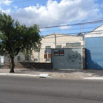 Pavilhão à Venda, 430 M² Por R$ 1.420.000,00 - Partenon - Porto Alegre/rs