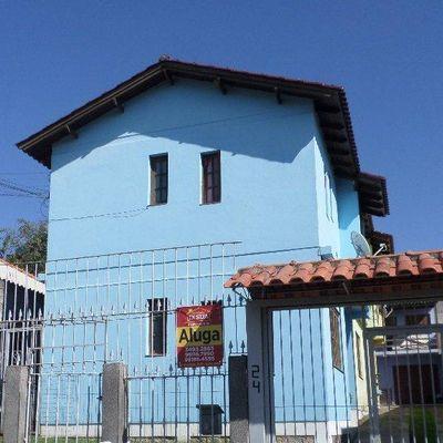 Sobrado Com 2 Dormitórios Para Alugar Por R$ 850,00/mês - Santa Isabel - Viamão/rs