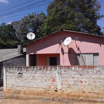 Casa Com 2 Dormitórios à Venda Por R$ 45.000,00 - São Lucas - Viamão/rs