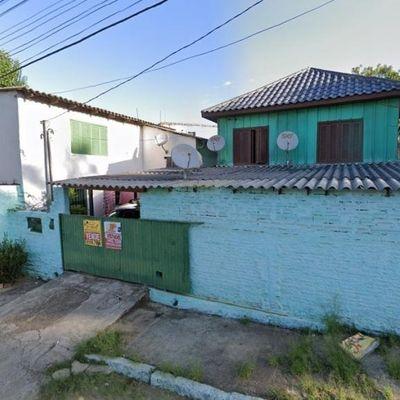 Casa Com 5 Dormitórios à Venda Por R$ 170.000,00 - Jardim Universitário - Viamão/rs