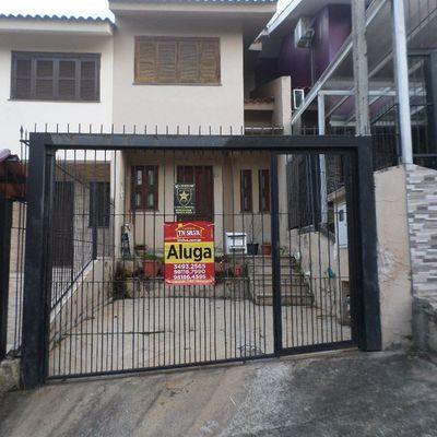 Sobrado Com 2 Dormitórios Para Alugar Por R$ 1.250,00/mês - Santa Isabel - Viamão/rs