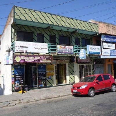Sala Para Alugar, 12 M² Por R$ 600/mês - Santa Isabel - Viamão/rs