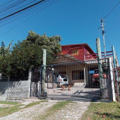 Casa Com 4 Dormitórios à Venda Por R$ 180.000 - Vila Augusta - Viamão/rs