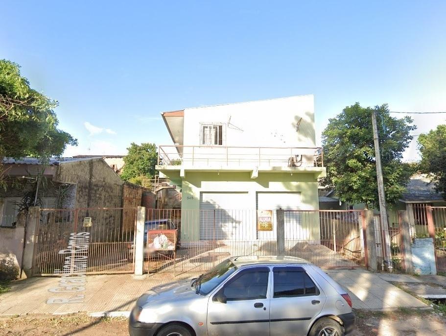 Apartamento Com 4 Kitnets, 4 Apartamentos e Uma Loja Comercial à Venda Por R$ 395.000 - Jardim Universitário - Viamão/rs