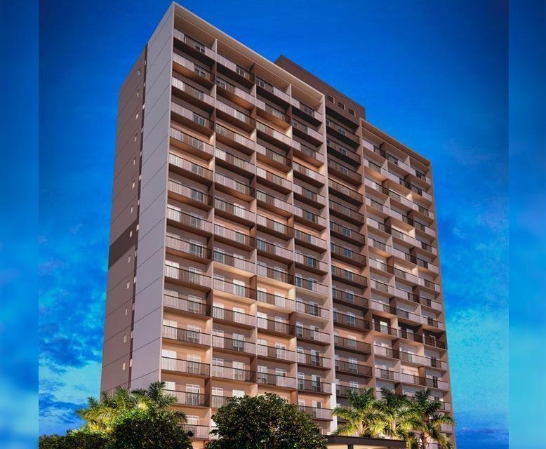 Galeria 635   Minha Casa Minha Vida   1 dormitório   Na Vila Romana
