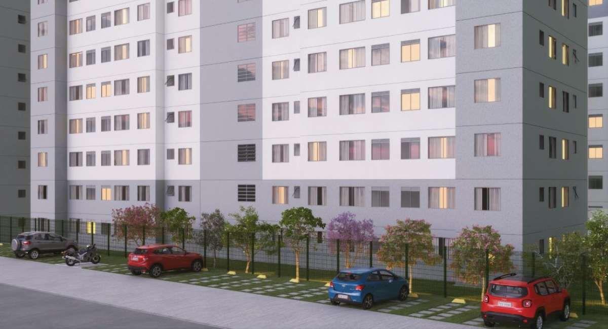 Ouro Preto Tenda | Apartamentos de 2 dormitórios | Casa Verde e Amarela