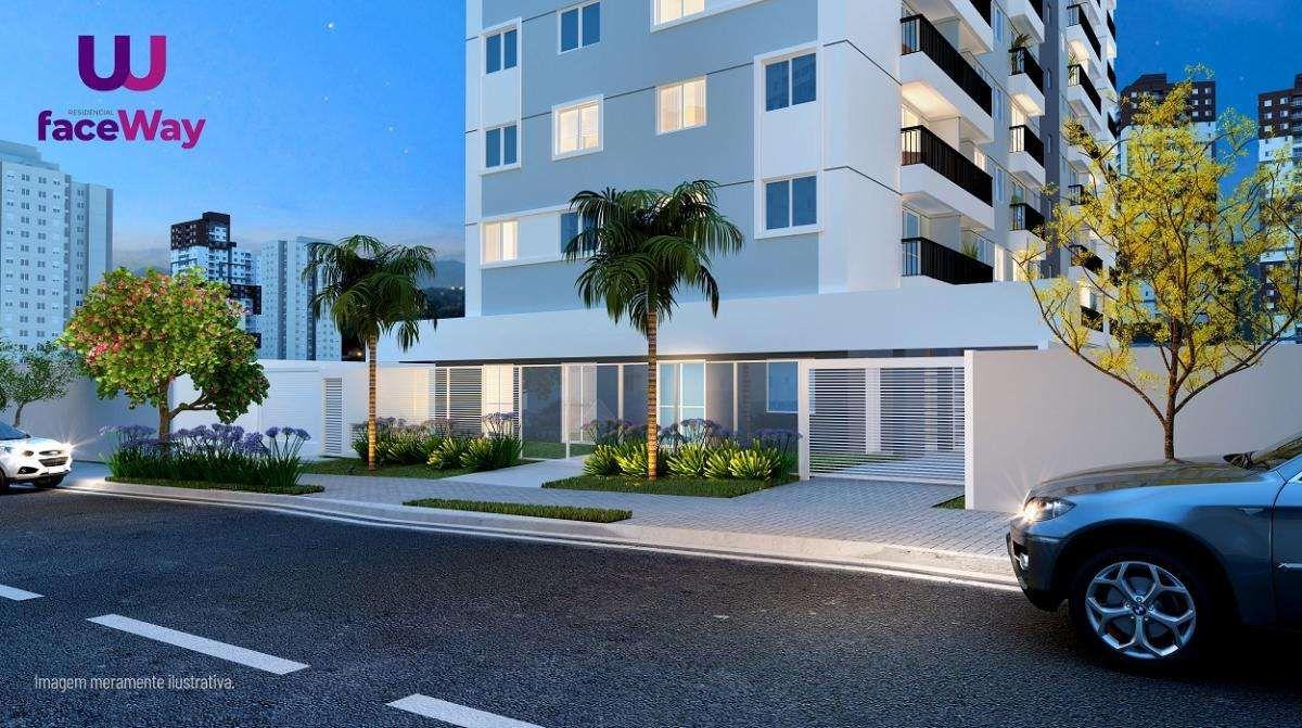 Residencial FaceWay Imangai   Apartamentos de 2 Dormitórios   Casa Verde e Amarela
